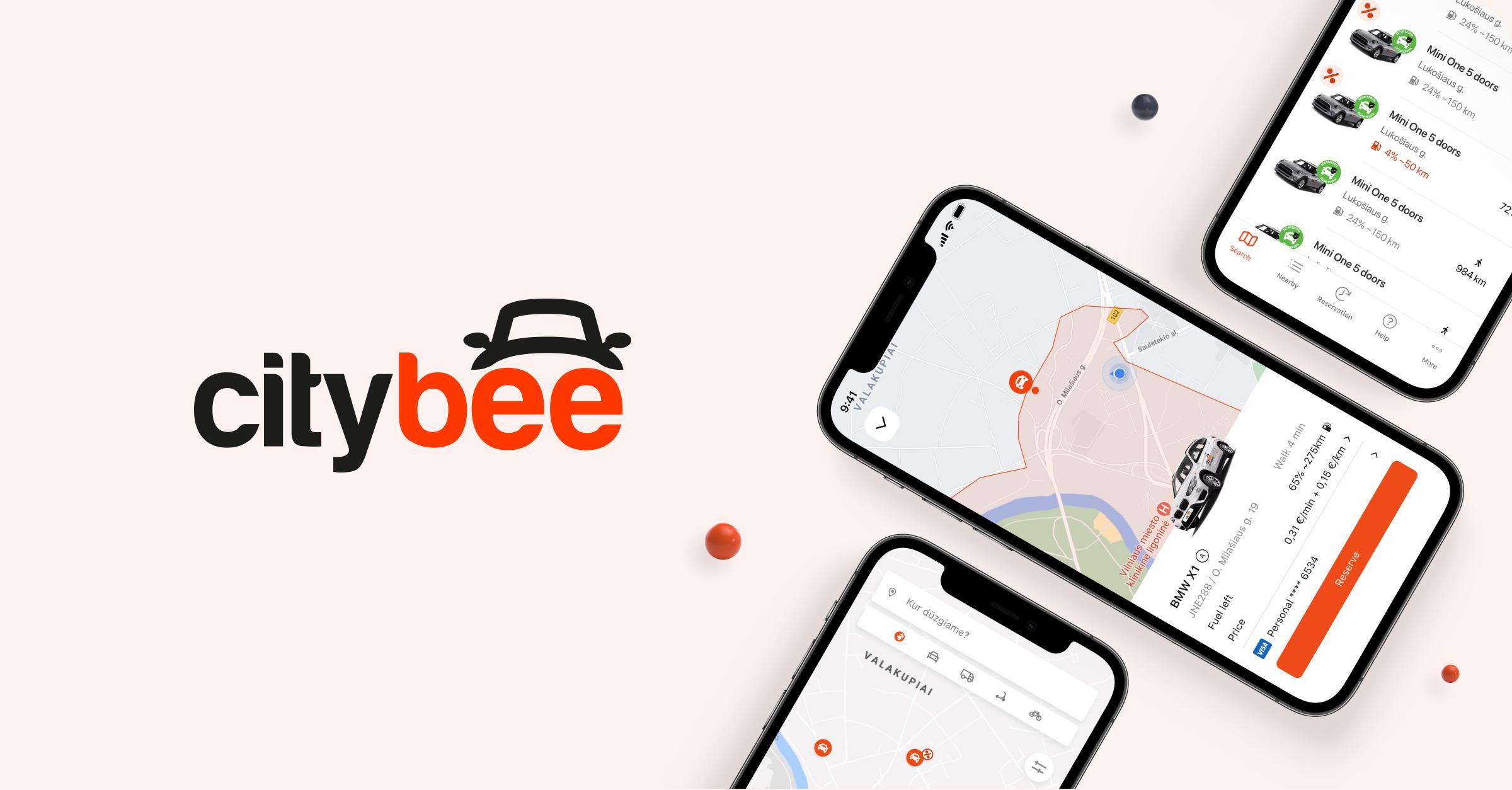 Homepage - Citybee